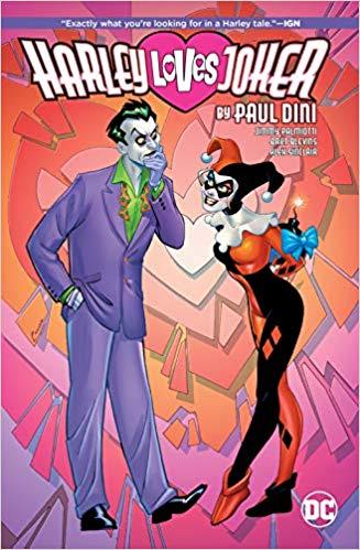 Harley Loves Joker HC