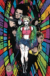 Harley Quinn and the Birds of Prey TP