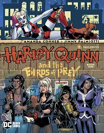 Harley Quinn and The Birds of Prey no. 1 (2020 Series)