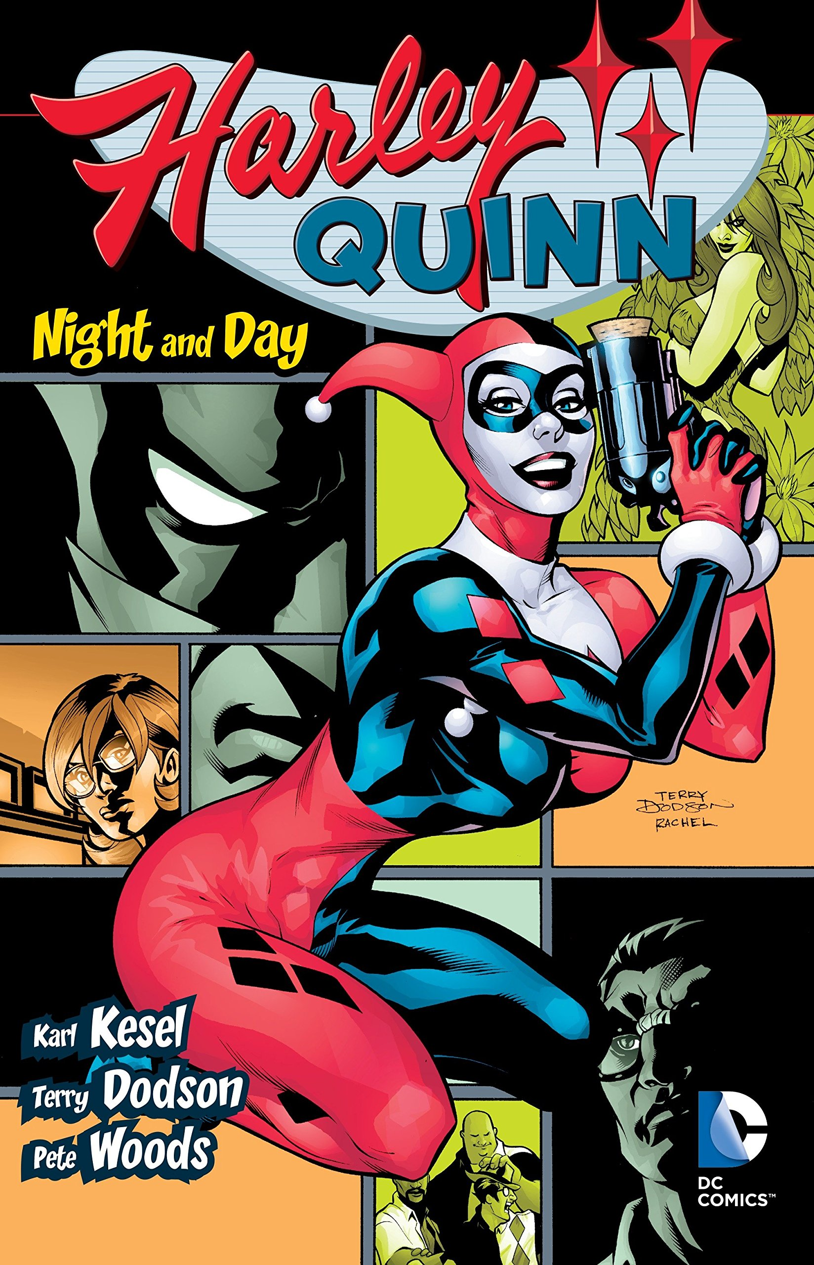 Harley Quinn Night and Day TP - Used