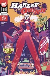 Harley Quinn no. 71 (2016 Series)