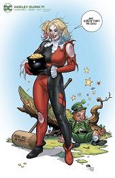 Harley Quinn no. 71 (2016 Series) (Variant)