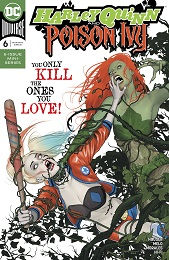 Harley Quinn and Poison Ivy no. 6 (2019 series)