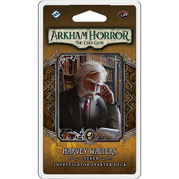Arkham Horror LCG: Harvey Walters Investigator Starter Deck