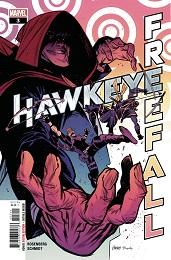 Hawkeye: Free Fall no. 3 (2020 Series)