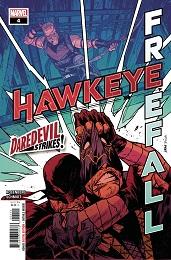 Hawkeye: Free Fall no. 4 (2020 Series)