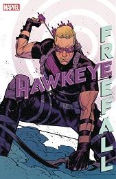 Hawkeye: Free Fall no. 5 (2020 Series)