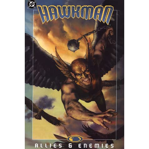 Hawkman: Allies and Enemies TP - Used