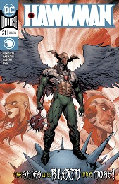 Hawkman no. 21 (2018 Series)