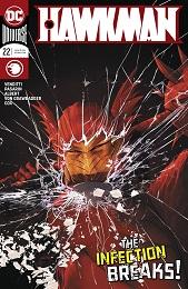 Hawkman no. 22 (2018 Series)