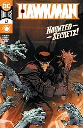 Hawkman no. 23 (2018 Series)