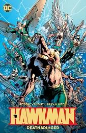 Hawkman Volume 2: Deathbringer TP