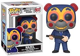 Funko POP: TV: Umbrella Academy: Hazel With Mask