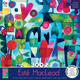 Este Macleod: Hearts Puzzle - 300 Pieces