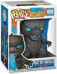 Funko POP: Movies: Godzilla vs. Kong: Heat Ray Godzilla (1018)