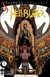 John Constantine: Hellblazer no. 5 (2019 Series) (MR)
