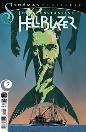 John Constantine: Hellblazer no. 7 (2019 Series) (MR)