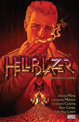 Hellblazer: Volume 19: Red Right Hand TP (MR)