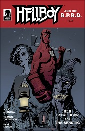 Hellboy and the B.P.R.D: Her Fatal Hour and The Sending (2020)