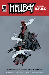 Hellboy and the BPRD: Long Night at the Goloski Station (2019)