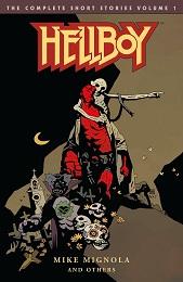 Hellboy: Complete Short Stories: Volume 1 - Used
