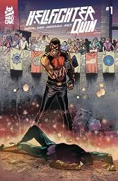 Hellfighter Quin no. 1 (2020 Series)
