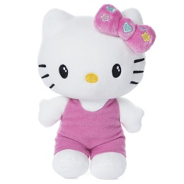 Plushie: Hello Kitty Pink Outfit