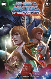 He Man and the Masters of the Mulitverse no. 6 (2019 Series)