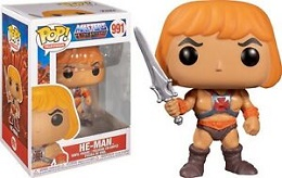Funko POP: Animation: Masters of the Universe: He-Man