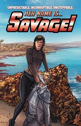 Her Name is Savage Volume 1 GN