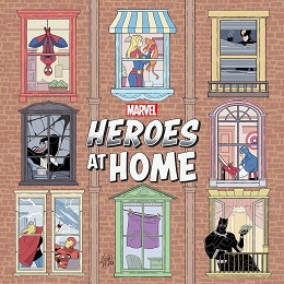 Heroes at Home TP (2020 Series)