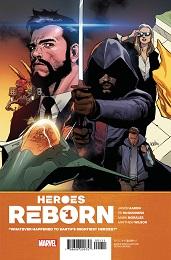 Heroes Reborn no. 1 (2021 Series)