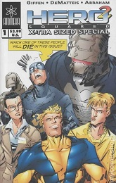 Hero Squared: X-Tra Sized Special (2004) One-Shot - Used