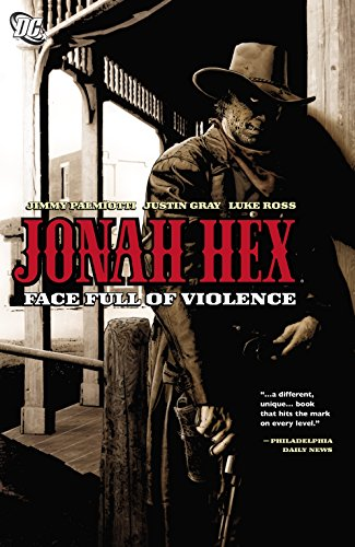 Jonah Hex: Volume 1: Face Full of Violence TP - Used