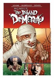 HG Wells: The Island of Dr Moreau no. 2 (2 of 2) (2019)