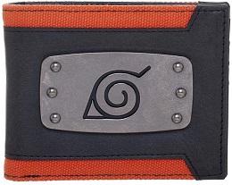 Naruto Hidden Leaf Bi-Fold Wallet