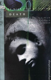 Death: The High Cost of Living (1993) Complete Bundle - Used
