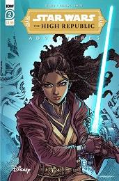 Star Wars: The High Republic Adventures no. 2 (2021 Series)
