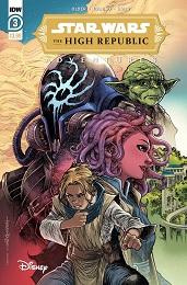 Star Wars: The High Republic Adventures no. 3 (2021 Series)
