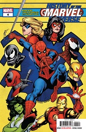 History of the Marvel Universe no. 4 (2019 Series)