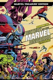 History of the Marvel Universe: Treasury Edition TP