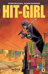 Hit-Girl Season Two no. 9 (2019 Series) (MR)