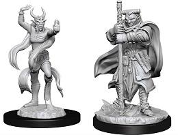 Dungeons and Dragons Nolzurs Marvelous Unpainted Minis Wave 13: Hobgoblin Devasator and Hobgoblin Iron Shadow