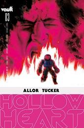 Hollow Heart no. 3 (2021 Series)