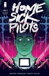 Home Sick Pilots no. 3 (2020 Series) (MR)