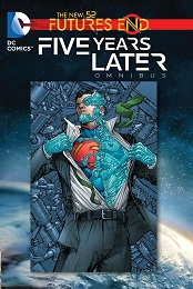 Futures End Five Years Later: Omnibus (The New 52) HC - Used