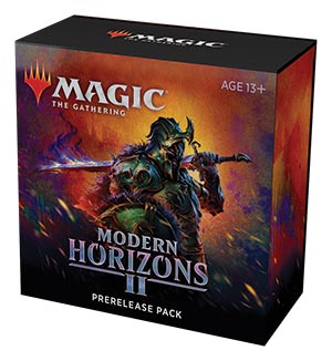 Magic the Gathering: Modern Horizons 2: Pre-release Kit - In Store - June 11th