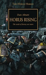 Horus Heresy: Horus Rising Novel