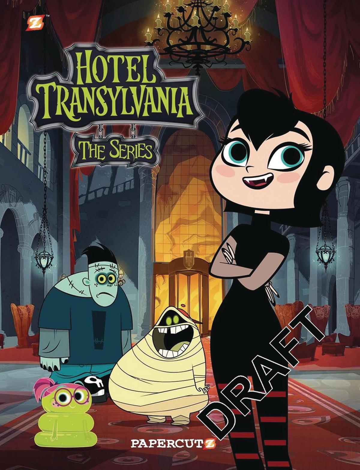 Hotel Transylvania: Volume 2: My Little Monster Sitter HC