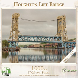 Houghton Lift Bridge Puzzle (1000 Pieces)
